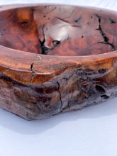 Load image into Gallery viewer, Ceremonial Wooden Bowl 1288g