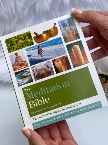 The Meditation Bible - The definitive guide to meditations for every Purpose