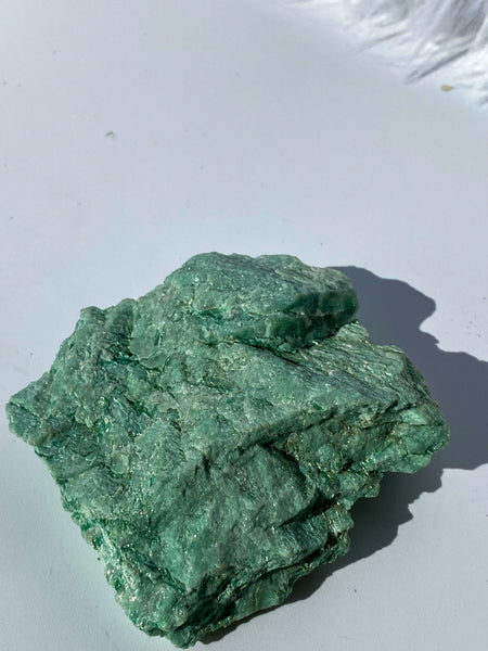 Fuchsite Natural Piece 106g