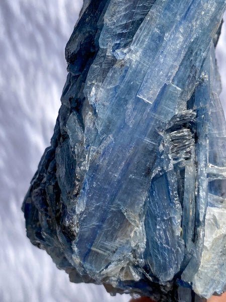 Blue Kyanite Cluster 460g