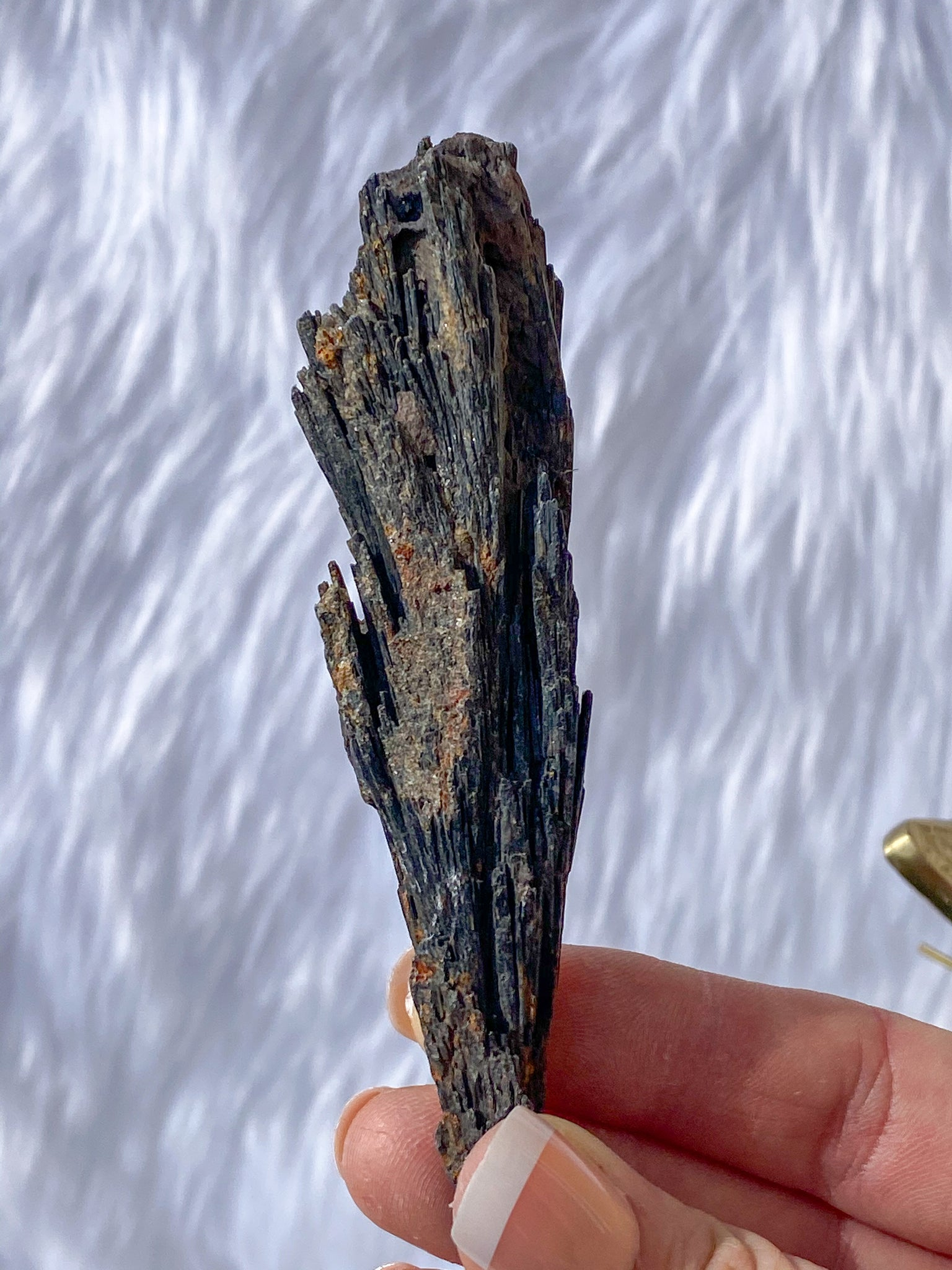 Kyanite Black Natural 63g