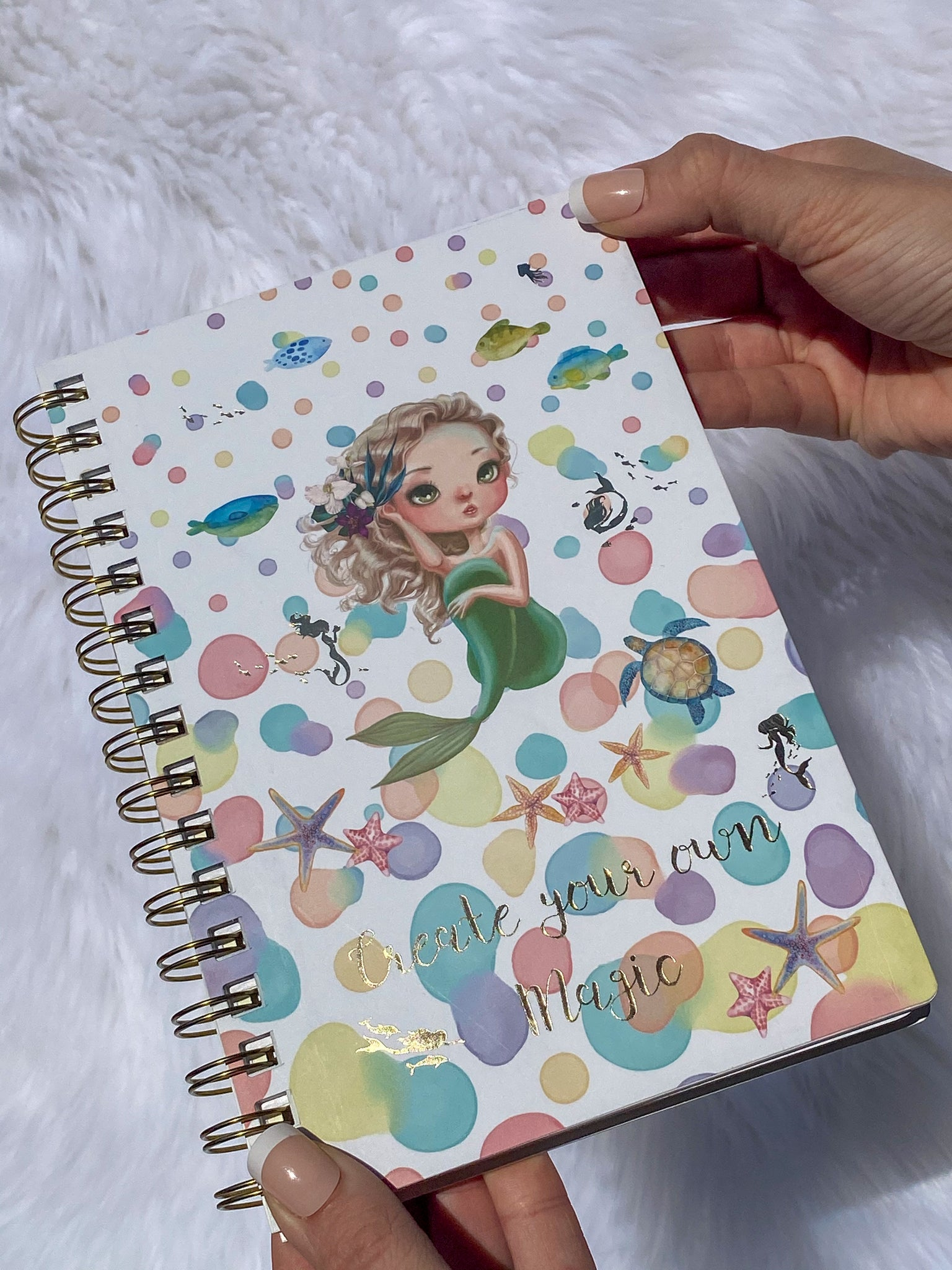 Create your own Magic Notebook