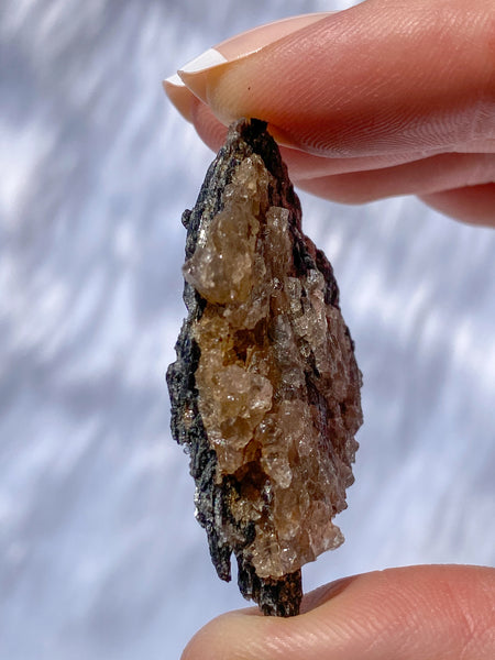 Kyanite Natural with Quartz 13g