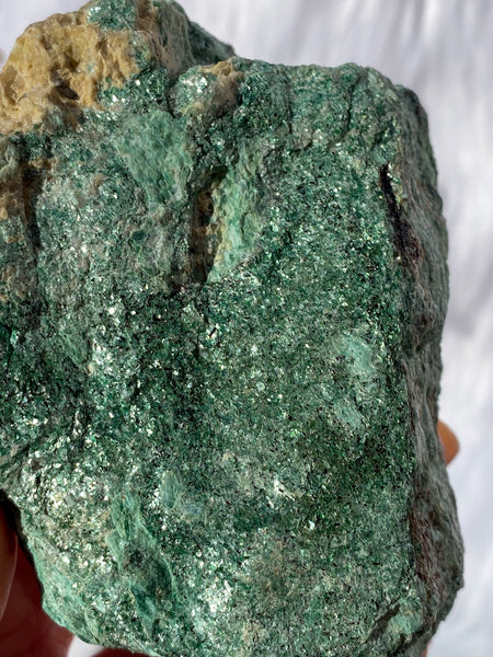 Fuchsite Natural Piece 400g