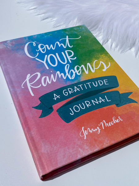 Count your rainbows - A gratitude journal