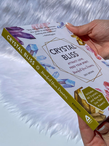 Crystal Bliss Book