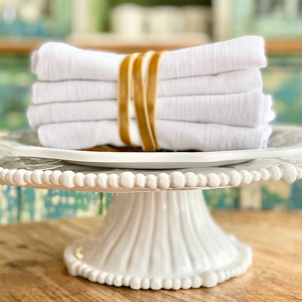 ❤️ Flour Sack Towels Set of 4