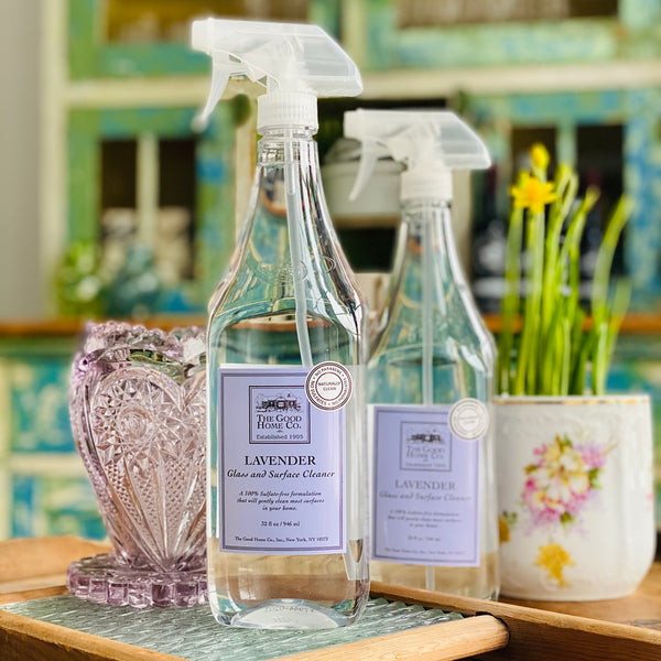 """Lavender"" Glass & Surface Cleaner"
