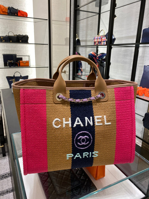 2020 Chanel Deauville Bags