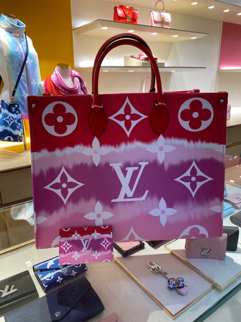 LV Escale 2020 Collection - 'ON THE GO', NEVERFULL, SPEEDY BAGS