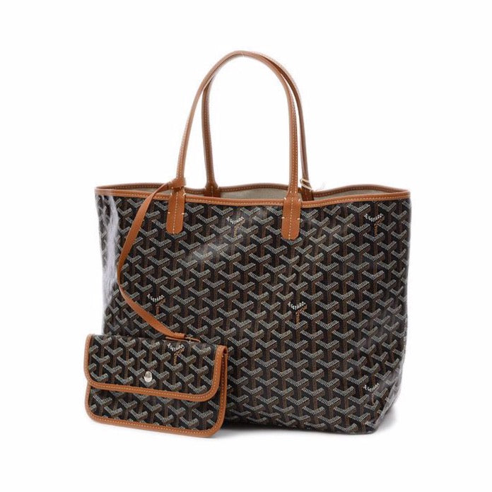 Goyard Saint Louis PM classic colors brown