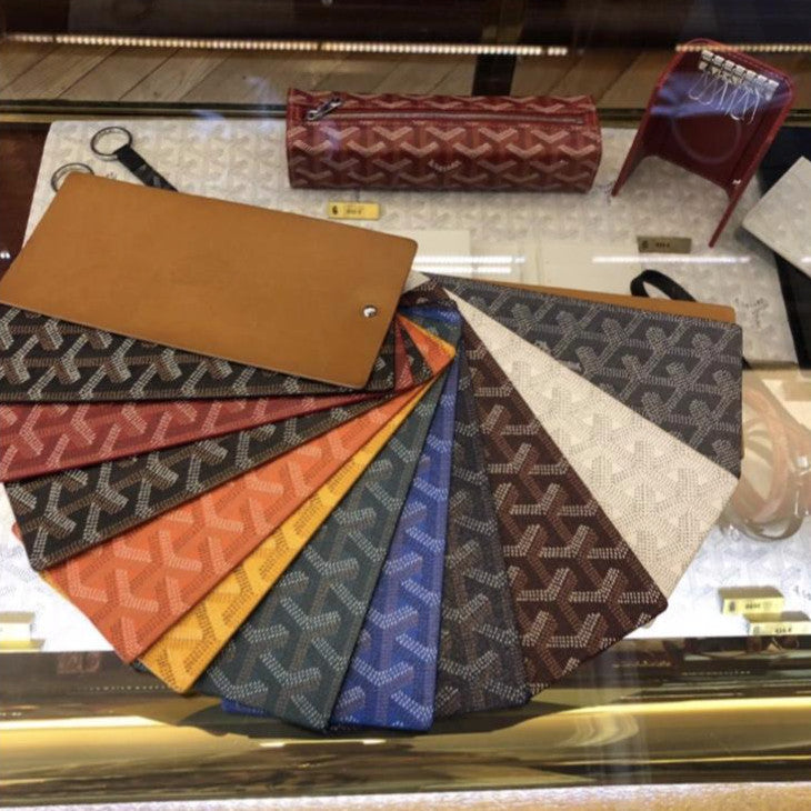 Goyard Saint Louis GM special colors
