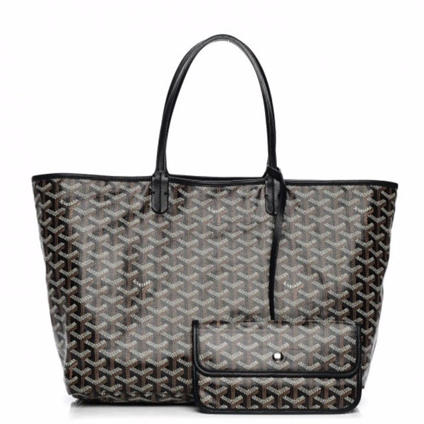Goyard Saint Louis PM black/black