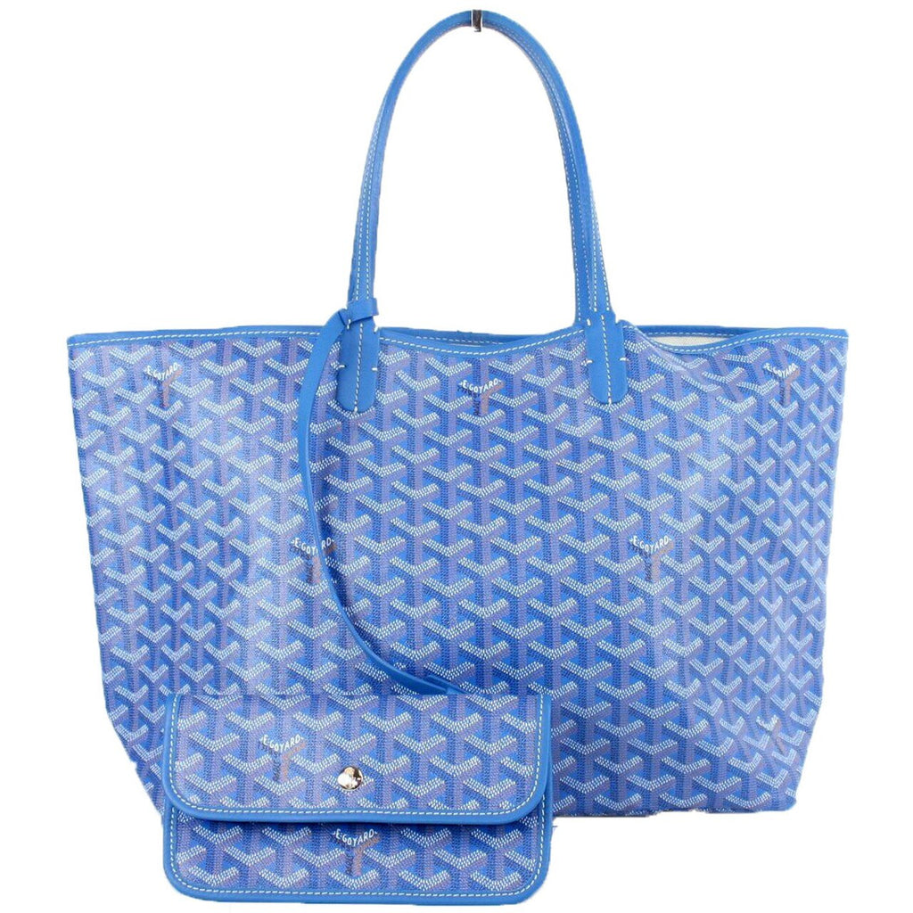 Goyard Saint Louis PM tote special colors blue