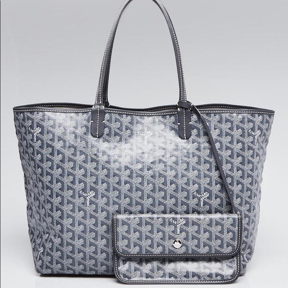 Goyard Saint Louis PM tote special colors grey