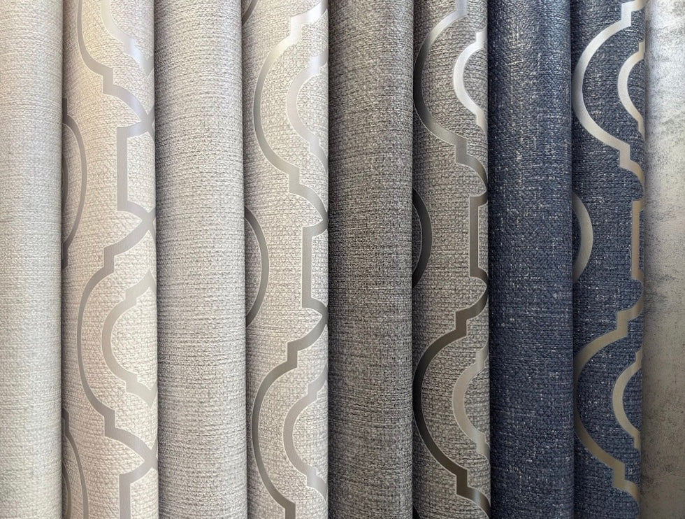 "Introducing ""Calico"" - Arthouse's new range of Blown Vinyl wallpapers"