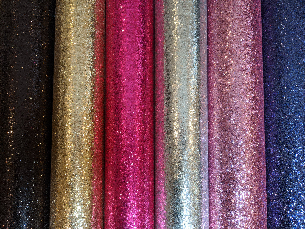 NEW! Sequin wallpaper collection