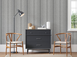 Hamilton Stripe Grey