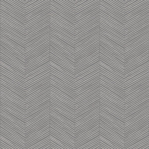 Arrow Weave Charcoal
