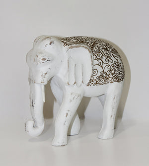 Large Elephant Decoration