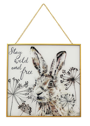 Hare Wall Art
