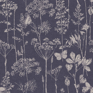 Meadow Floral Indigo