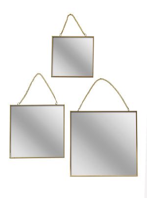 Asymmetric Mirrors (Set of 3)