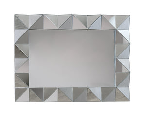 AH Silver Triangle Mirror 4in