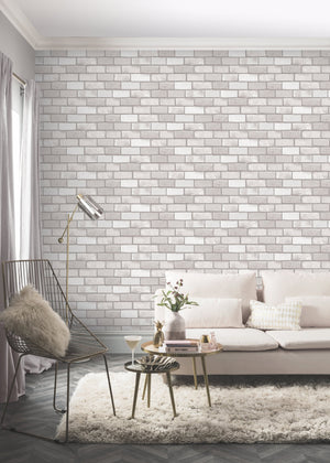 Diamond Taupe Brick