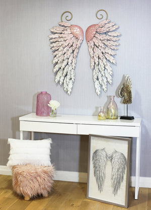 Large Angel Wings Décor