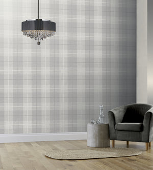 Country Tartan Grey