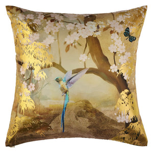 Suki Gold Foil Cushion & Pillow