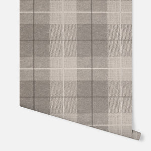 Country Tartan Taupe
