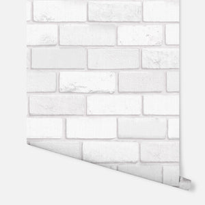 Diamond White Brick