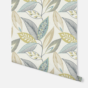 Sylvan Leaf Teal