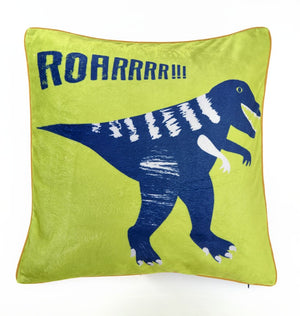 Dino Doodles Cushion