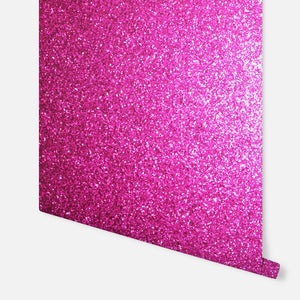 Sequin Sparkle Hot Pink