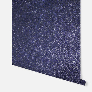 Sequin Sparkle Navy
