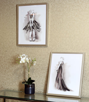 Figurative Framed Prints Set of two
