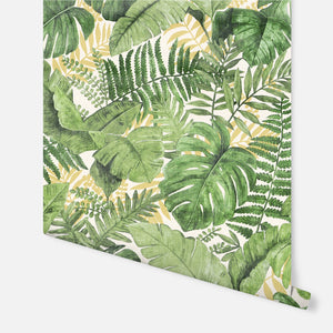 Jungle Canopy Green