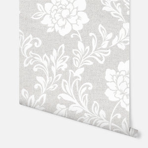Calico Floral Neutral