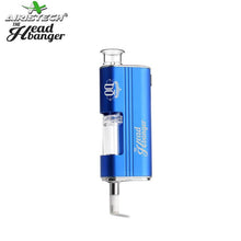 "Load image into Gallery viewer, Airis Headbanger ""Nectar Collector"" Concentrate Vape Battery Kit, Blue Color."