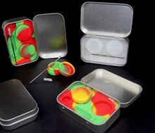 Load image into Gallery viewer, Silicone Jar and Tool Portability Kit