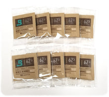Load image into Gallery viewer, Boveda 62% RH Humidity Packs 4 Gram Size Individually Overwrapped