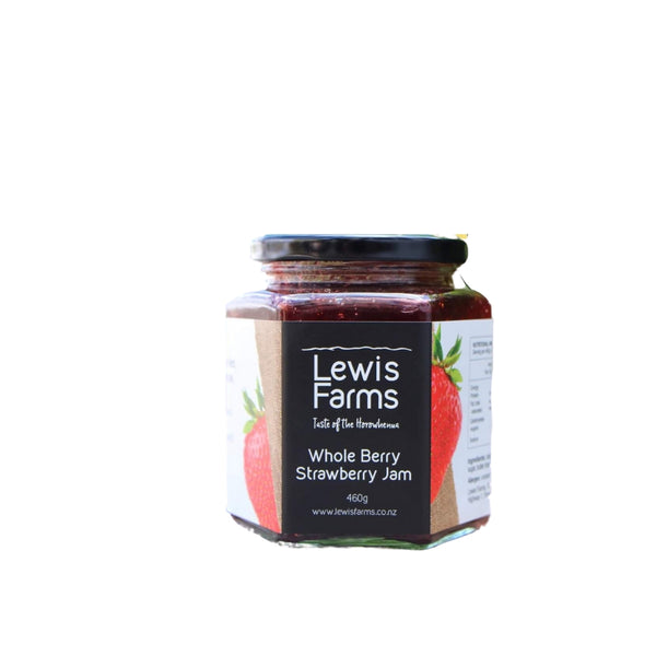 Lewis Farm Strawberry Jam