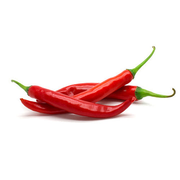 Chillies - Red (4)