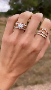 Highlight Good Stack no. 1 available in Gold and Platinum by Good Stone