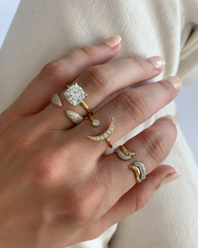 Crescent Thin Solitaire