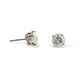 18KT DIAMOND STUD EARRINGS 3.02ct