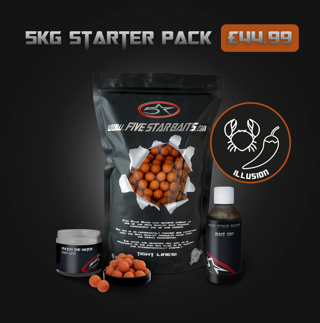 Illusion 5KG STARTER PACK Bundle